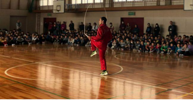 縄跳びスクール